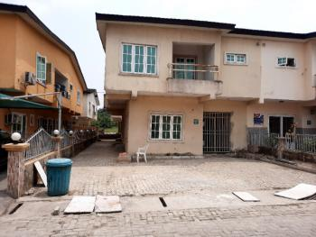 a Carcass 4 Bedroom All Rooms Ensuite + 1 Boys Quarter Semi-detached, Road 3, Lekki Gardens Phase Two, Ajiwe, Ajah, Lagos, Semi-detached Duplex for Sale