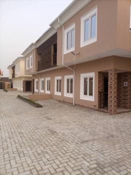 Four Bedroom Terrace, Igbo Efon, Lekki, Lagos, Terraced Duplex for Rent