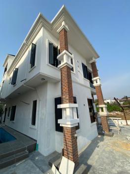 Super Mansion in a Secured and Serviced Estate, Megamound Estate, Lekki Phase 2, Lekki, Lagos, Detached Duplex for Sale