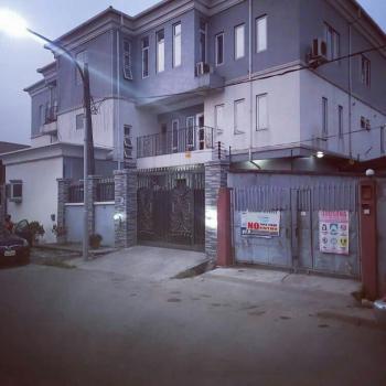 Deluxe 3 Bedroom Flat with Bq Gym and Swimming Pool, Off, Onike-iwaya Road, Onike, Yaba, Lagos, Flat for Rent