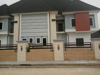 Luxury 4 Bedrooms Duplex with Attached Boys Quarter, Warri, Delta, Semi-detached Duplex for Rent