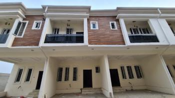 Luxury 4 Bedrooms Terraced Duplex with 24 Hours Power Supply, Harris Drive, Beside Vgc, Lekki, Lagos, House for Sale