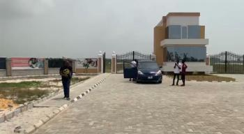 1 and Half Plot (900 Sqm) at Luxury Hossana Gardens, Hossana Garden Eleko  Beach Road, Eleko, Ibeju Lekki, Lagos, Residential Land for Sale