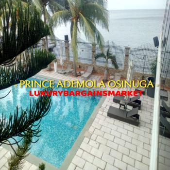 Serviced Waterfront 4 Bedroom Semi-detached +jetty, Osborne, Ikoyi, Lagos, Semi-detached Duplex for Rent