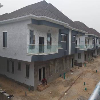 Tasteful Luxury 4 Bedroom Semi Detached Duplex with a Room Bq, 2nd Toll Gate, Ikota, Lekki, Lagos, Semi-detached Duplex for Sale