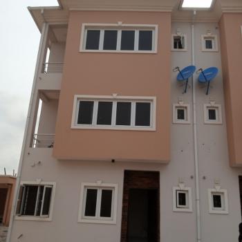 a Newly Built Terrace 4 Bedroom Duplex Plus Bq, Off Adelabu Street, Surulere, Lagos, Terraced Duplex for Sale