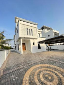 Amazingly Beautiful and Well Built 5 Bedroom Fully Detached Duplex, Pinnock Beach Estate, Osapa, Lekki, Lagos, Detached Duplex for Sale