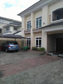 5 Bedroom Fully Detached House with a Study  and 2 Room Bq, Off Wole Olateju Street, Lekki Phase 1, Lekki, Lagos, Detached Duplex for Sale