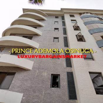 Newly Built 12 Nos 3 Bedrooms + 1 Nos 2 Bedroom Penthouse, Victoria Island Extension, Victoria Island (vi), Lagos, Block of Flats for Rent