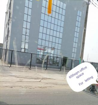 600 Sqm Office Space in a Commercial Viable Area, Adeniyi Jones, Ikeja, Lagos, Office Space for Rent