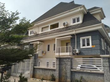 Luxury 5 Bedroom Terraced Duplex in a Beautiful Location, Guzape, Guzape District, Abuja, Terraced Duplex for Rent