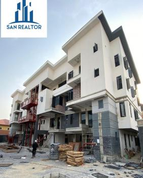 3 Bedroom Penthouse with Bq, Ikate, Lekki, Lagos, Terraced Duplex for Sale