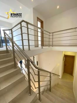 Brand New 4 Bedroom Semi Detached Duplex, Osapa, Lekki, Lagos, Semi-detached Bungalow for Rent