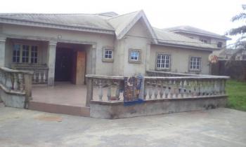 4 Bedroom Bungalow, Unique Estate, Baruwa, Ipaja, Lagos, Detached Bungalow for Sale