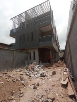 Brand New 5 Bedroom Semi Detached Duplex with 2 Rooms Bq;, Parkview, Ikoyi, Lagos, Semi-detached Duplex for Sale