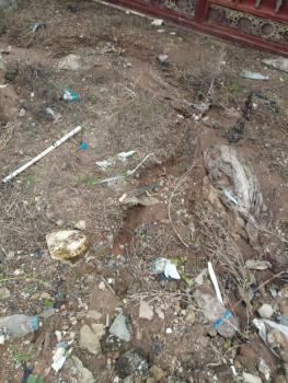 Plot of Land Measuring About 1,200m2, Shagari Quarters, Dei-dei, Abuja, Residential Land for Sale