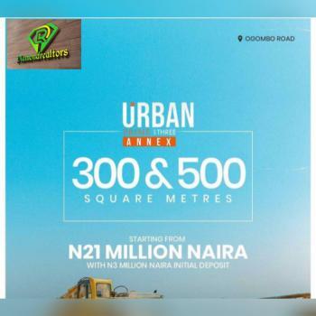 Luxury Land in Gated Estate, Abraham Adesanya, Ogombo, Ajah, Lagos, Mixed-use Land for Sale