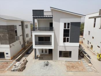 Brand New Smart 5 Bedrooms Detached House with Boys Quarter and Lift, Jabi, Abuja, Detached Duplex for Sale