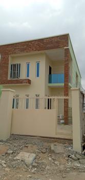 Governors Consent, Dele Ashiru Street, Ire Akari Estate, Isolo, Lagos, Detached Duplex for Sale