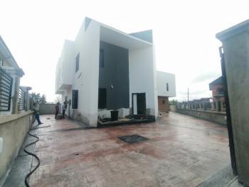 Massive 5 Bedroom Fully Detached Duplex with a Room Bq, Monastery Road Ajah Axis, Sangotedo, Ajah, Lagos, Detached Duplex for Sale