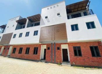 Brand New 4 Bedrooms Terrace Duplex with a Swimming Pool, Turkish Nizamiye Hospital, Mbora (nbora), Abuja, Terraced Duplex for Sale