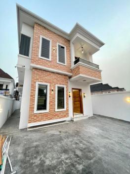 4 Bedroom Detached Duplex, Osapa London, Osapa, Lekki, Lagos, Detached Duplex for Sale