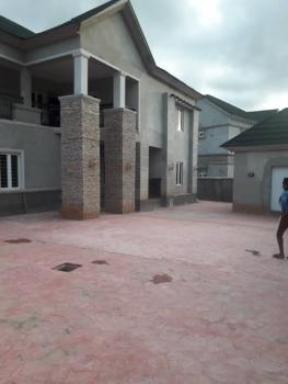 Solidly Built 5 Bedrooms Detached Mansion, Galadimawa, Abuja, Detached Duplex for Sale