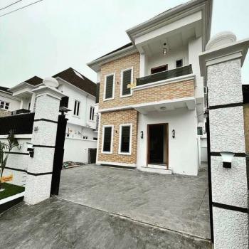 Exquisitely Built 4 Bedroom Fully Detached Duplex with Bq, Osapa London, Osapa, Lekki, Lagos, Detached Duplex for Sale