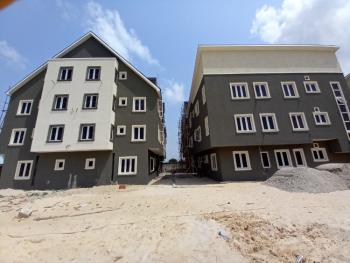 Luxury 1 Bedroom Flat Brand New, Along Pinnock Beach Estate Road, Osapa, Lekki, Lagos, Mini Flat for Sale