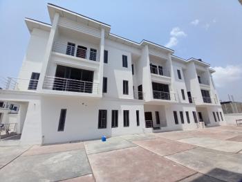 Luxury 4 Bedrooms Terrace Duplex with a Bq Brand New, Off Pinnock Beach Estate, Osapa, Lekki, Lagos, Terraced Duplex for Sale