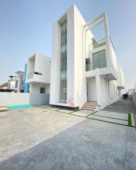 Contemporary Five Bedroom Detached Duplex with Bq, Osapa, Lekki, Lagos, Detached Duplex for Sale