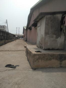 Development on Site Includes a Two-bay Warehouse with in-built Offices, Hospital Road, Warehouse Bus Stop, Apapa – Oshodi Expressway,, Olodi, Apapa, Lagos, Warehouse for Sale