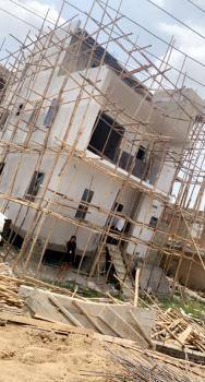 on Going Project. 2 Units of 4 Bedroom Luxury Duplex with Bq, Millennium Estate, Gbagada, Lagos, Detached Duplex for Sale