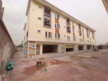 Luxury 4 Bedroom Serviced Terraced Duplex with a Room Bq, Idado, Lekki, Lagos, Terraced Duplex for Sale