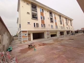 Neatly Built 4 Bedroom Terraced Duplex with a Room Bq, Idado, Lekki, Lagos, Terraced Duplex for Sale