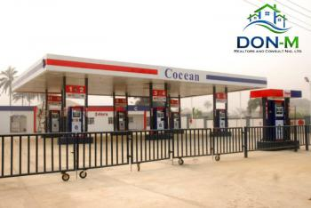 8 Pumps Ultra Modern Fuel Station with 800,000 Litres Underground, Aba Rd, Naze, Owerri North, Imo, Filling Station for Sale