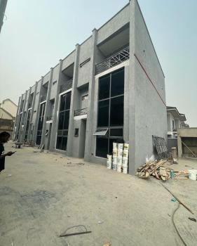 Massive 2 Bedroom Terrace Duplex with a Room Bq;, Lekki Phase 1, Lekki, Lagos, Terraced Duplex for Sale