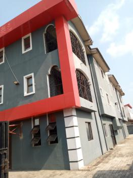 a 2 Storey Building of 3 Bedrooms Flat Strictly for Office Use, Facing The Road, Along Badore Road, Close to Ado Roundabout, Ajah, Lagos, Office Space for Rent
