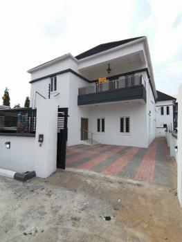 Luxury 5 Bedroom Fully Detached Duplex, Before Shoprite Mall., Sangotedo, Ajah, Lagos, Detached Duplex for Sale