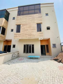 4 Bedroom Terrace Duplex on Two Floor with a Room Bq, Ikota Gra, Ikota, Lekki, Lagos, Terraced Duplex for Rent