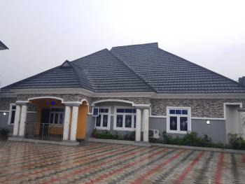 Luxury Tastefully Finished Executive 6 Bedroom Bungalow, Eleme Town, Port Harcourt, Rivers, Detached Bungalow for Sale