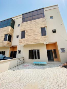 4 Bedroom Terrace Duplex with a Room Bq on Two Floor, Ikota Gra, Ikota, Lekki, Lagos, Terraced Duplex for Rent