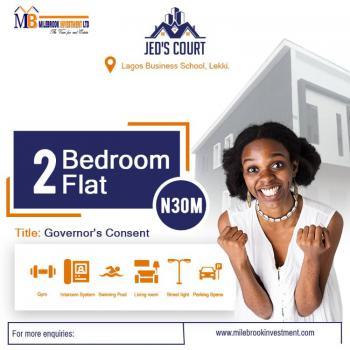 Newly Built 2 Bedroom Flat, Lagos Business School, Sangotedo, Ajah, Lagos, Block of Flats for Sale