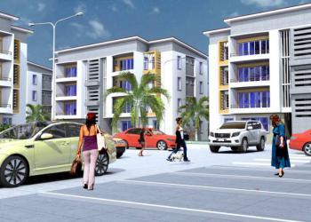 Block of 4 Bedroom Apartments, Ketu, Lagos, Flat / Apartment for Sale