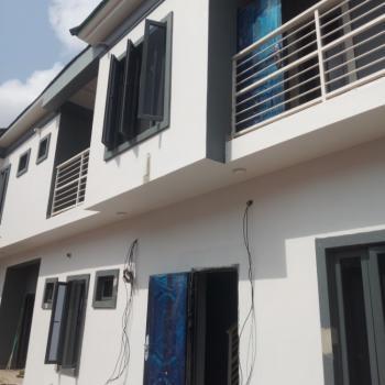 Luxury Two Bedroom Flat with an Attractive Facilities, Sunshine Estate Opposite Fara Park Majek Ajah Lekki., Lekki, Lagos, Flat for Rent