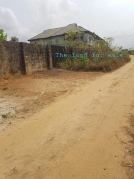 Gated and Fenced Land Available, Osongama Estate Extension, Uyo, Akwa Ibom, Residential Land for Sale