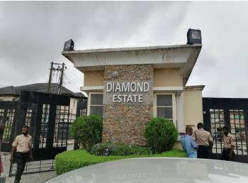 649.814 Sqm Bare Land, Diamond Estate, Sangotedo, Ajah, Lagos, Residential Land for Sale