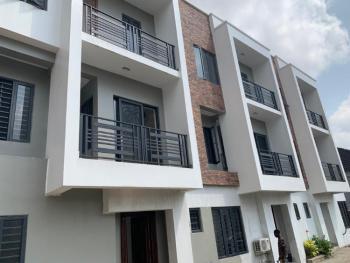 Brand New 4 Bedroom Terrace Duplex with a Room Bq, Adeniyi Jones, Ikeja, Lagos, Terraced Duplex for Sale