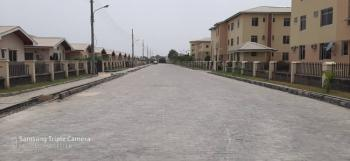3 Bedroom Private Access Flat  24/7 Fully Serviced Estate, Chois Garden Estate After Novare Mall Shoprite, Abijo, Lekki, Lagos, Flat / Apartment for Sale
