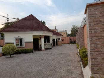 Four Bedrooms Semi Detached Bungalow with a Servant Quarter, Wikki Spring, Off Agulu Lake, Maitama 2, Maitama District, Abuja, Detached Bungalow for Rent